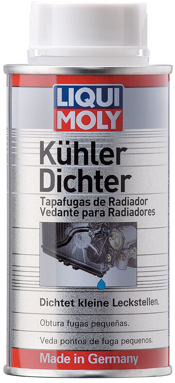 Liqui Moly 2505 Tapafugas de radiadores. 150 ml. para 10 litros de refrigerante.: Amazon.es: Coche y moto
