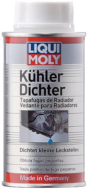 Liqui Moly 2505 Tapafugas de radiadores. 150 ml. para 10 litros de refrigerante.