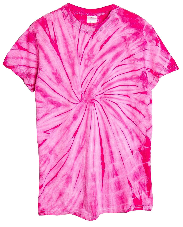 94f23337 Amazon.com: Ragstock Tie Dye T-Shirt: Clothing