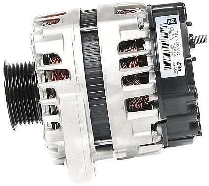 ACDelco 13597232 GM Original Equipment Alternator