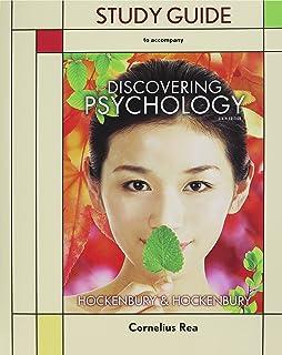 Amazon discovering psychology 9781464102417 don hockenbury study guide for discovering psychology fandeluxe Choice Image