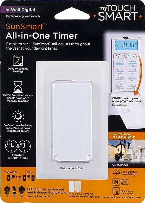 amazon com mytouchsmart all in one in wall digital countdown timer rh amazon com