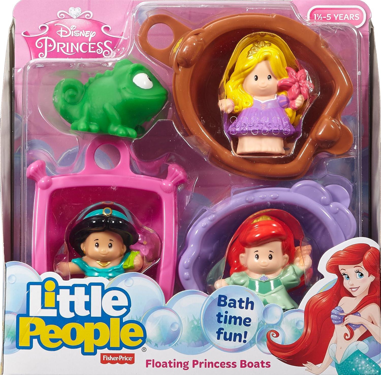 Amazon.com: Fisher-Price Little People Disney Princess, Princess ...