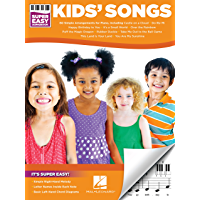 Kids' Songs - Super Easy Songbook book cover