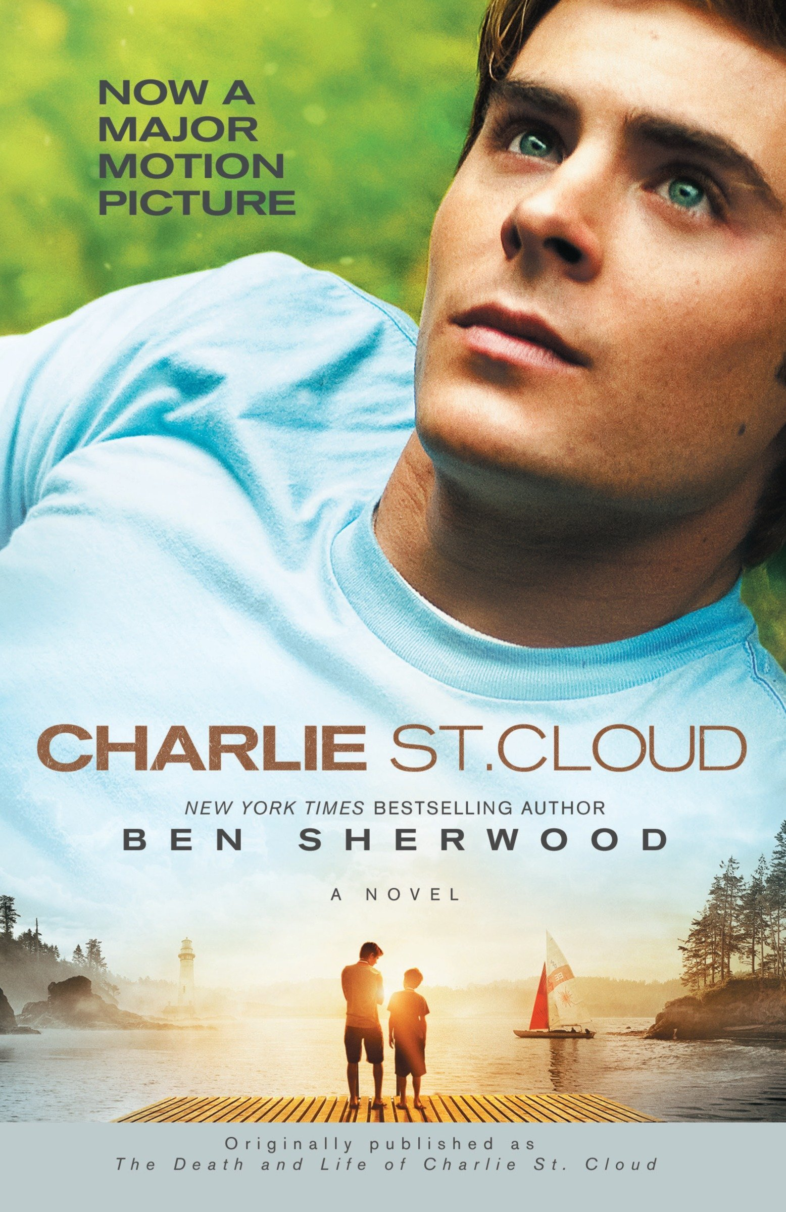 Charlie St Cloud Book