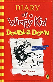 Diary of a wimpy kid do it yourself book amazon jeff kinney diary of a wimpy kid double down diary of a wimpy kid book 11 solutioingenieria Images
