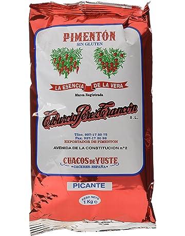 La Esencia de la Vera Pimentón Picante - 1000 gr