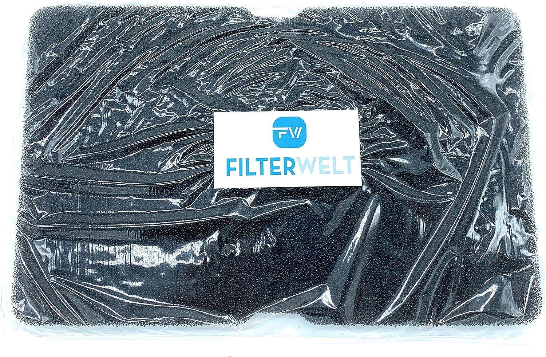 Filter Dryer Heat Pump Dryer Sponge Filter Mat Condenser Dryer for Beko Grundig Blomberg ElektraBregenz 240 x 150 x 10 mm Lint Filter Lint Filter 2964840100 Foam Filter