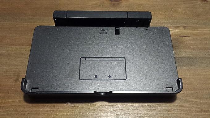 BASE PARA NINTENDO 3DS + ADAPTADOR A CORRIENTE: Amazon.es ...