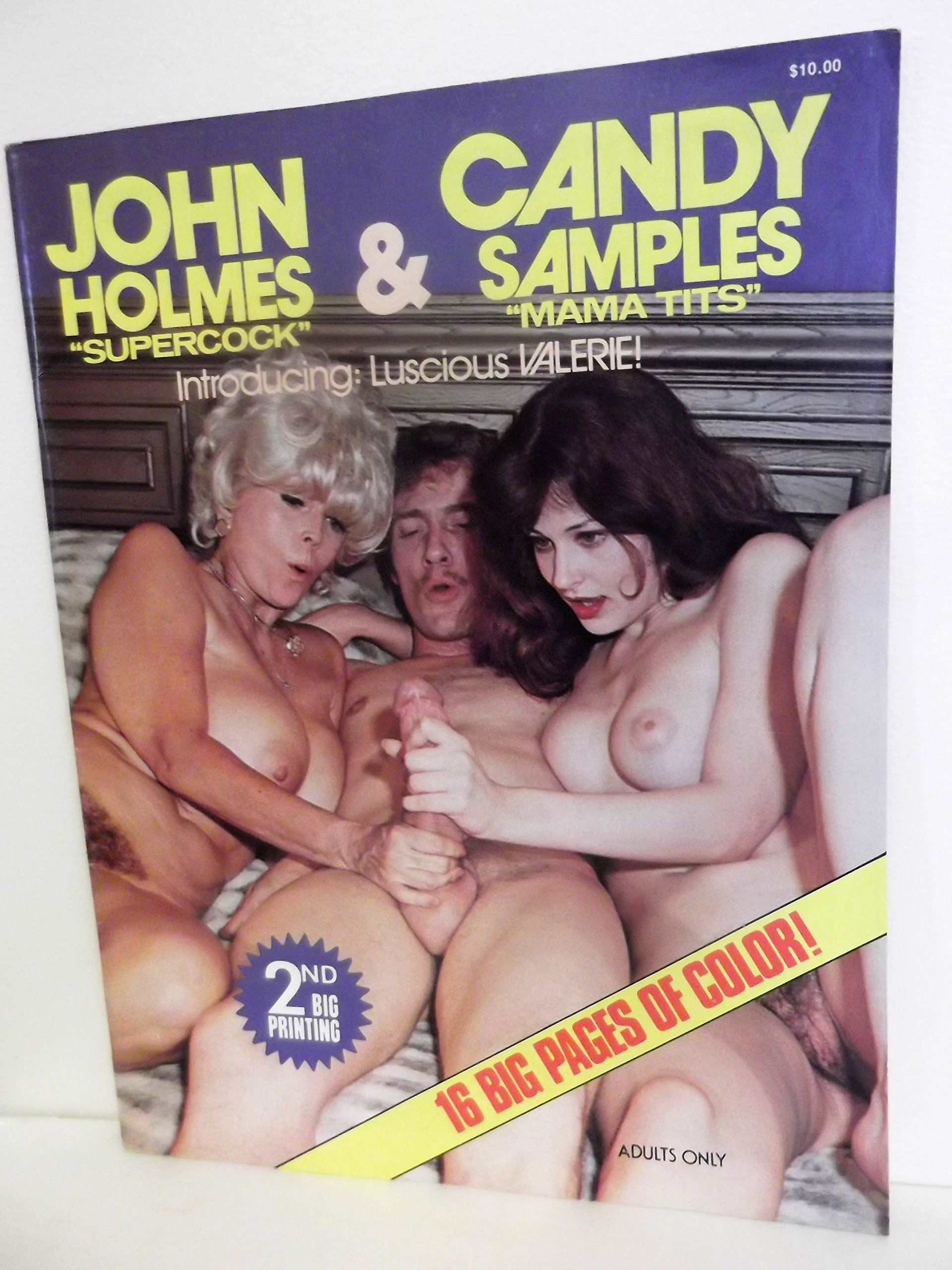 John Holmes pornoa