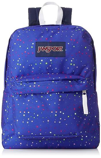 JanSport Superbreak Backpack - Scattered Stars - Classic, Ultralight