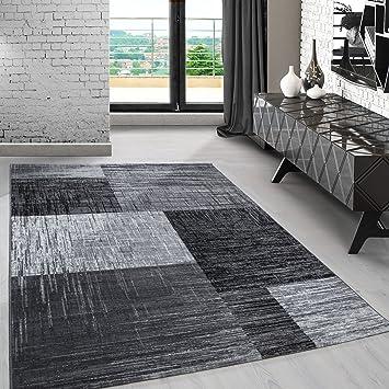 Teppich fur wohnzimmer  Amazon.de: Carpetsale24 Modern designer Teppich für Wohnzimmer ...