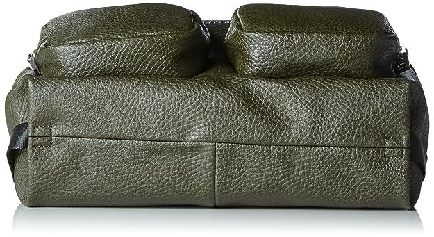 Sc4554pp04sp180a, Womens Top-Handle Bag, Nero, 0.1x0.1x0.1 cm (W x H x L) Pollini