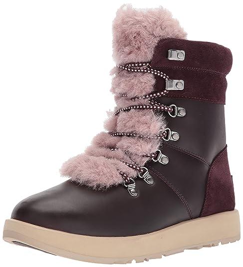 bello design design innovativo stile alla moda UGG stivali di pelle 1017493 Viki Waterproof Misure: 37 Colore: BURDEOS