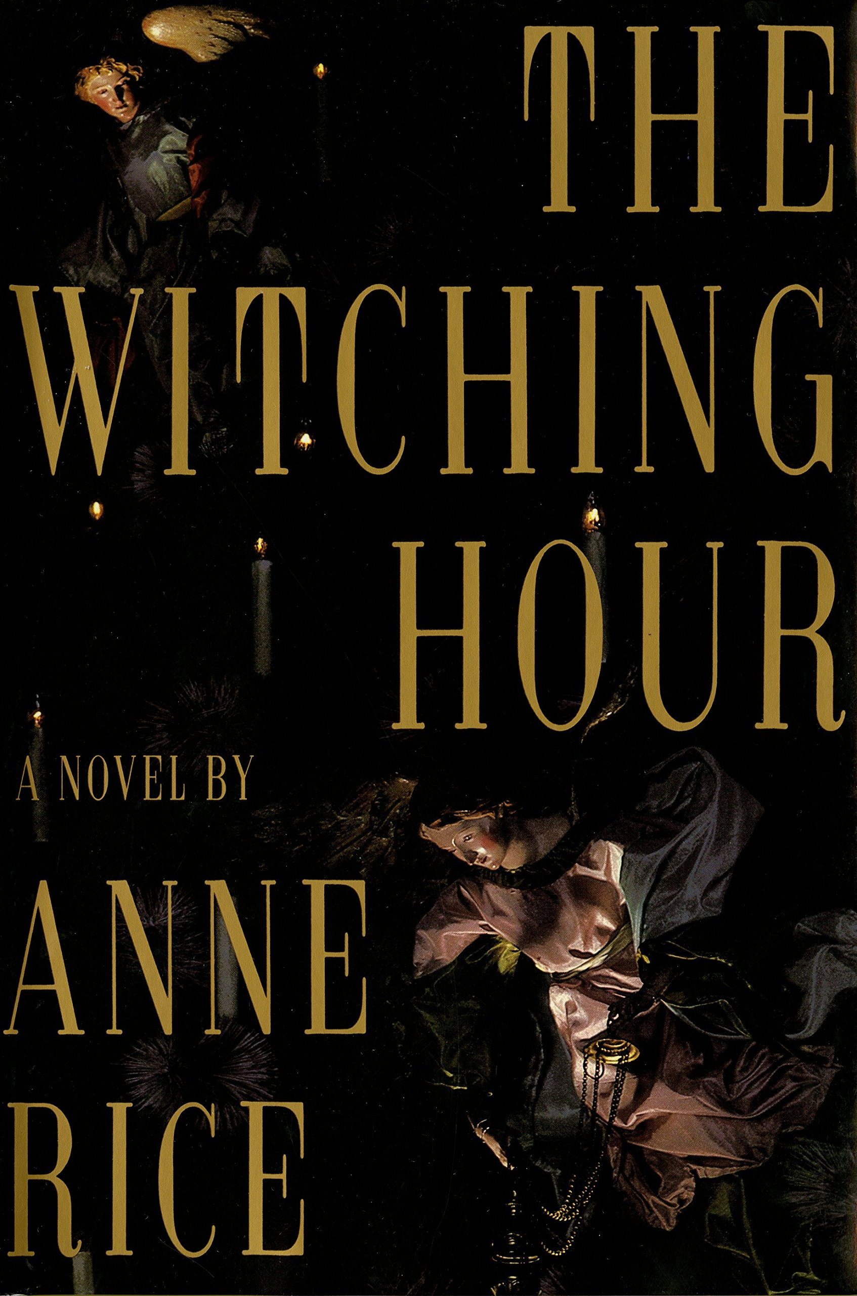 Image result for The Witching Hour by Anne Rice