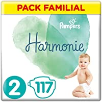Pampers: Promotions sur les couches Harmonie Taille 2