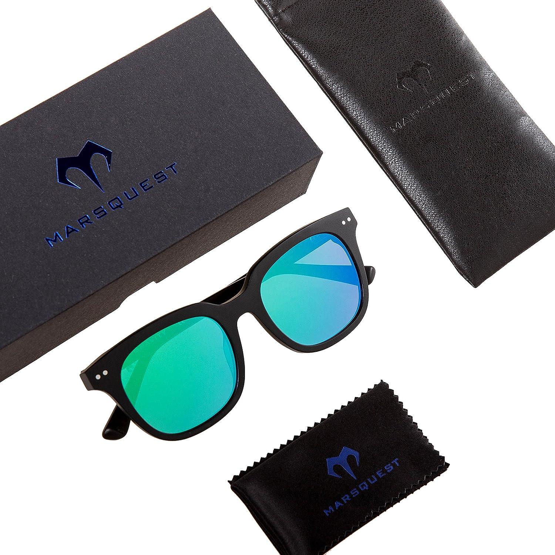 7f7f44e8df3 Marsquest Sunglasses Gravity Collection (Carbon Black