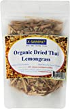 Yours Kitchen Organic Dried Thai Lemongrass From My Farm (1.8 Ounce)