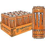 Monster Energy, Ultra Sunrise, 473mL cans, Pack of 12