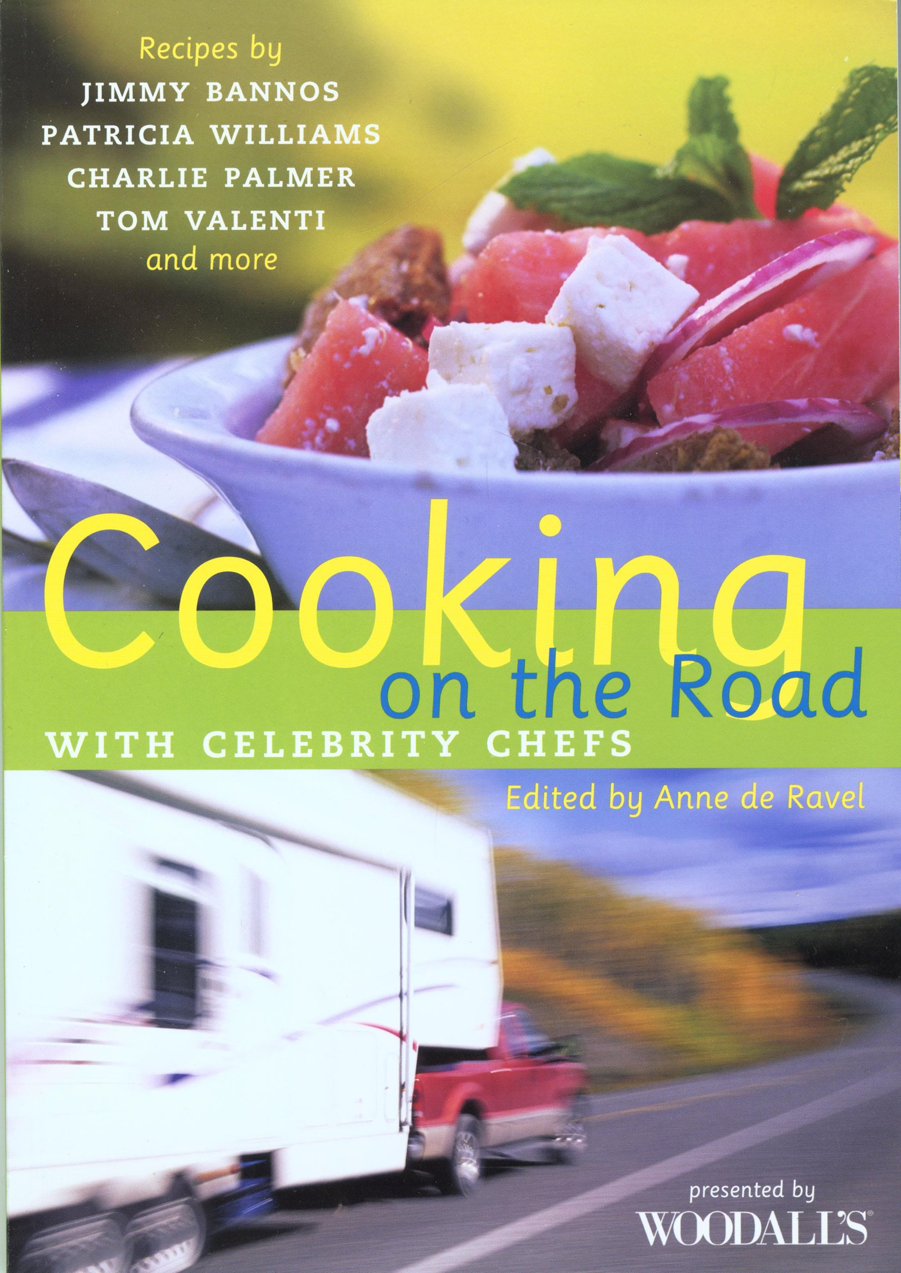 Read Online Cooking on the Road with Celebrity Chefs ebook