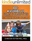 101+ Measurable IEP Goals and Objectives for Developing Executive Functions