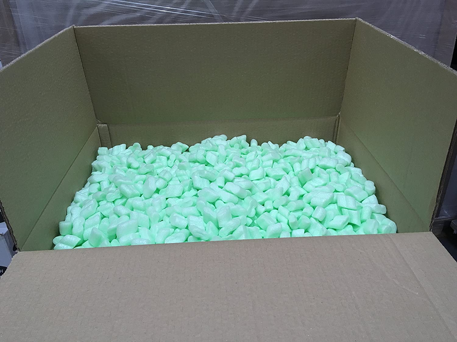 FLO-PAK PACKAGING PEANUTS 5 CUBIC LITRES PACKAGING AND DISPOSABLES