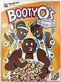 WWE Booty O's Breakfast Cereal Big Ol' Box Commemorative Edition 20.5 oz