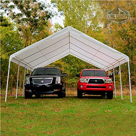 Amazon Com King Canopy Hercules Canopy With Cover White Cover 18 X 27 Industrial Scientific