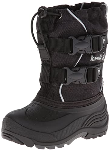f71ad26f4 Kamik Footwear Kids Grandslam Insulated Snow Boot (Toddler/Little Kid/Big  Kid)