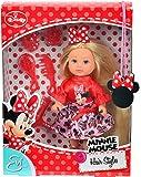 Simba 5736513 Bambola Evi Love Minnie Mouse