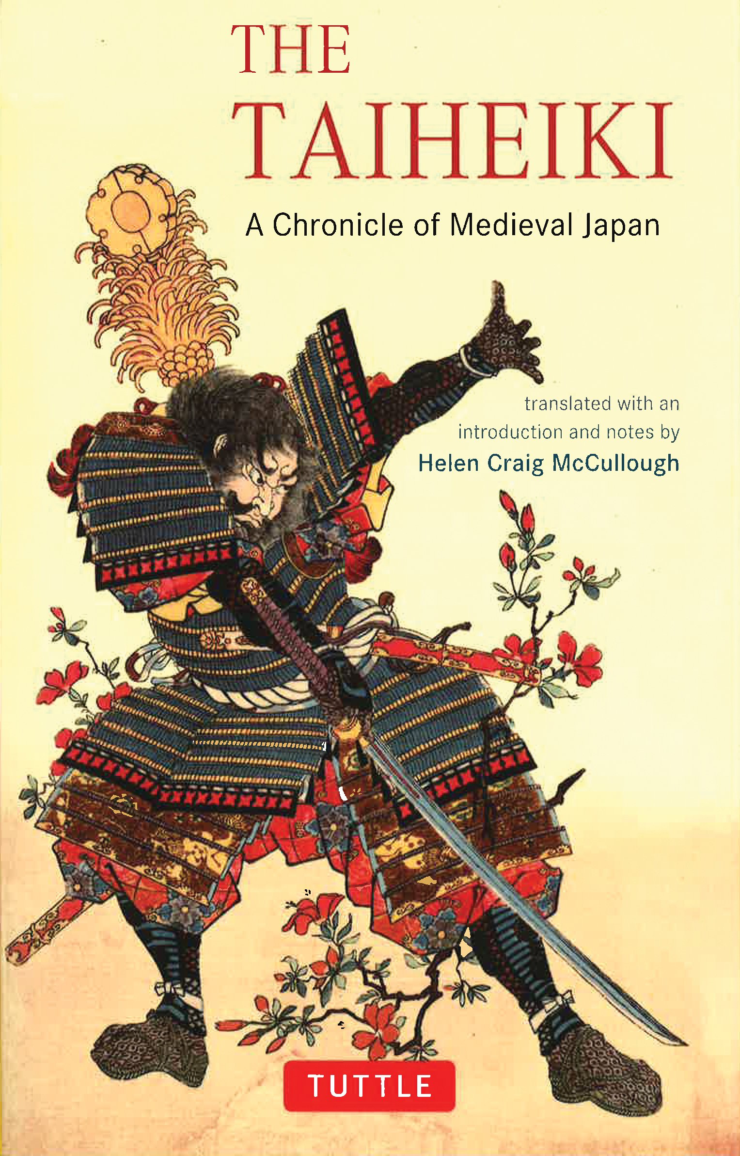 Download The Taiheiki: A Chronicle of Medieval Japan - translated with an introduction and notes (Tuttle Classics) pdf