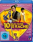 Zehn gelbe Fäuste für die Rache - The Angry Guest (Shaw Brothers Collection) (Blu-ray)