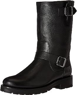 25ef3ed02 Amazon.com | FRYE Women's Natalie Mid Engineer Boot | Ankle & Bootie