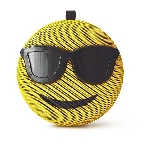 Emoji Sonido Gafas de Sol BT Altavoz: Amazon.es: Electrónica