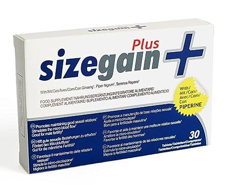 SizeGain Plus 2x