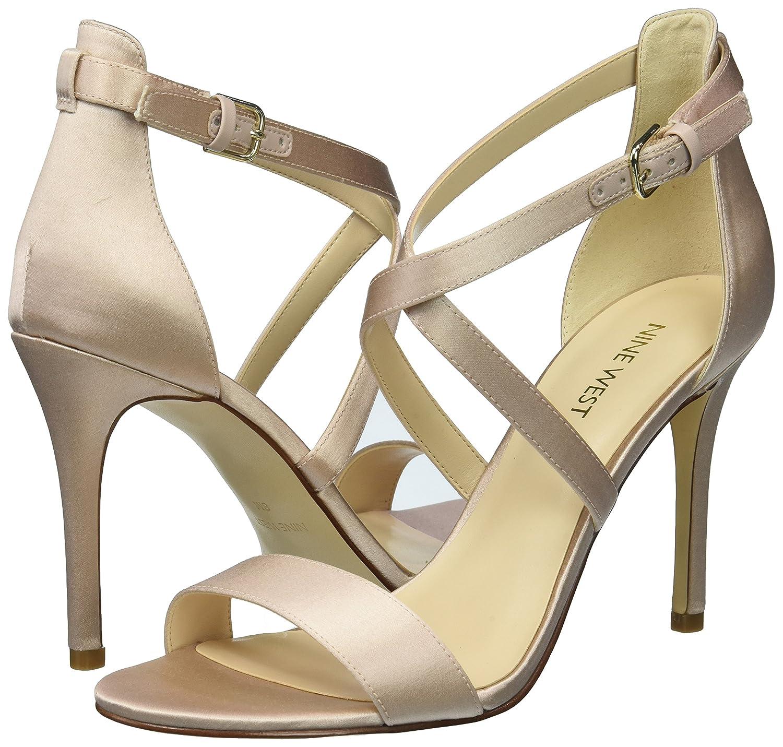 Satin Handbags Womens caShoesamp; Mydebut Nine West Luxe SandalAmazon 9IeE2YbWDH