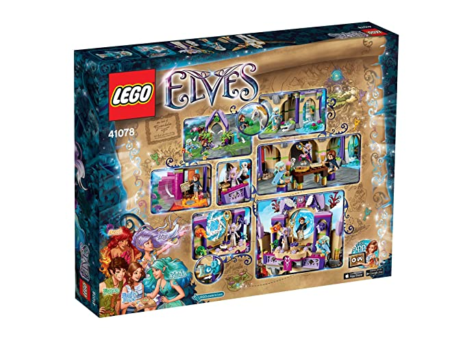 LEGO - El Misterioso Castillo de Skyra en el Cielo, (41078)
