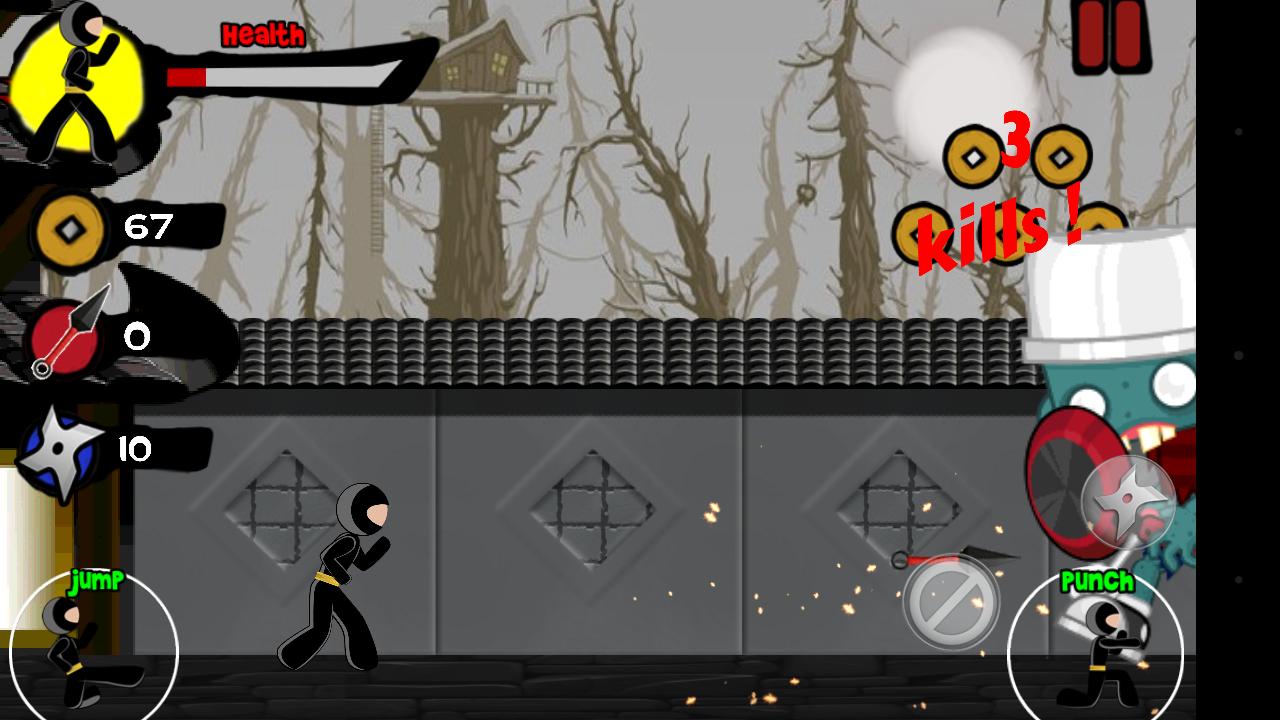 Stickman Ninja Fighter: Amazon.es: Appstore para Android