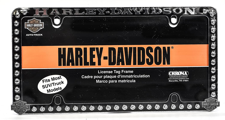 Amazon.com: Chroma 6334 Harley-Davidson Rivets w/B&S Frame: Automotive