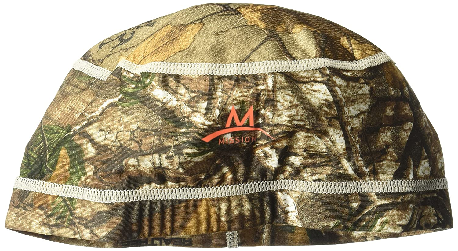 Mission Enduracool Cooling Helmet Liner, RealTree, One Size