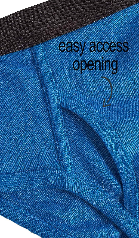 8 Pack Mallary by Matthew Boys 100/% Cotton Briefs Underwear