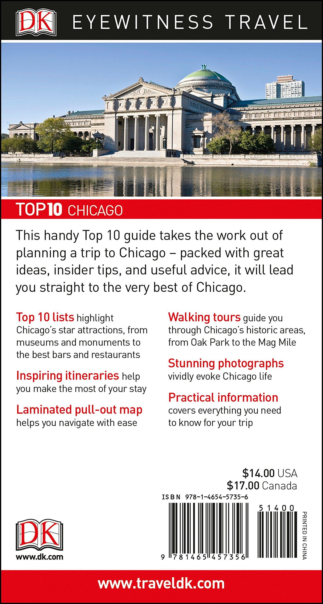 Top 10 Chicago (DK Eyewitness Travel Guide): DK Travel ...