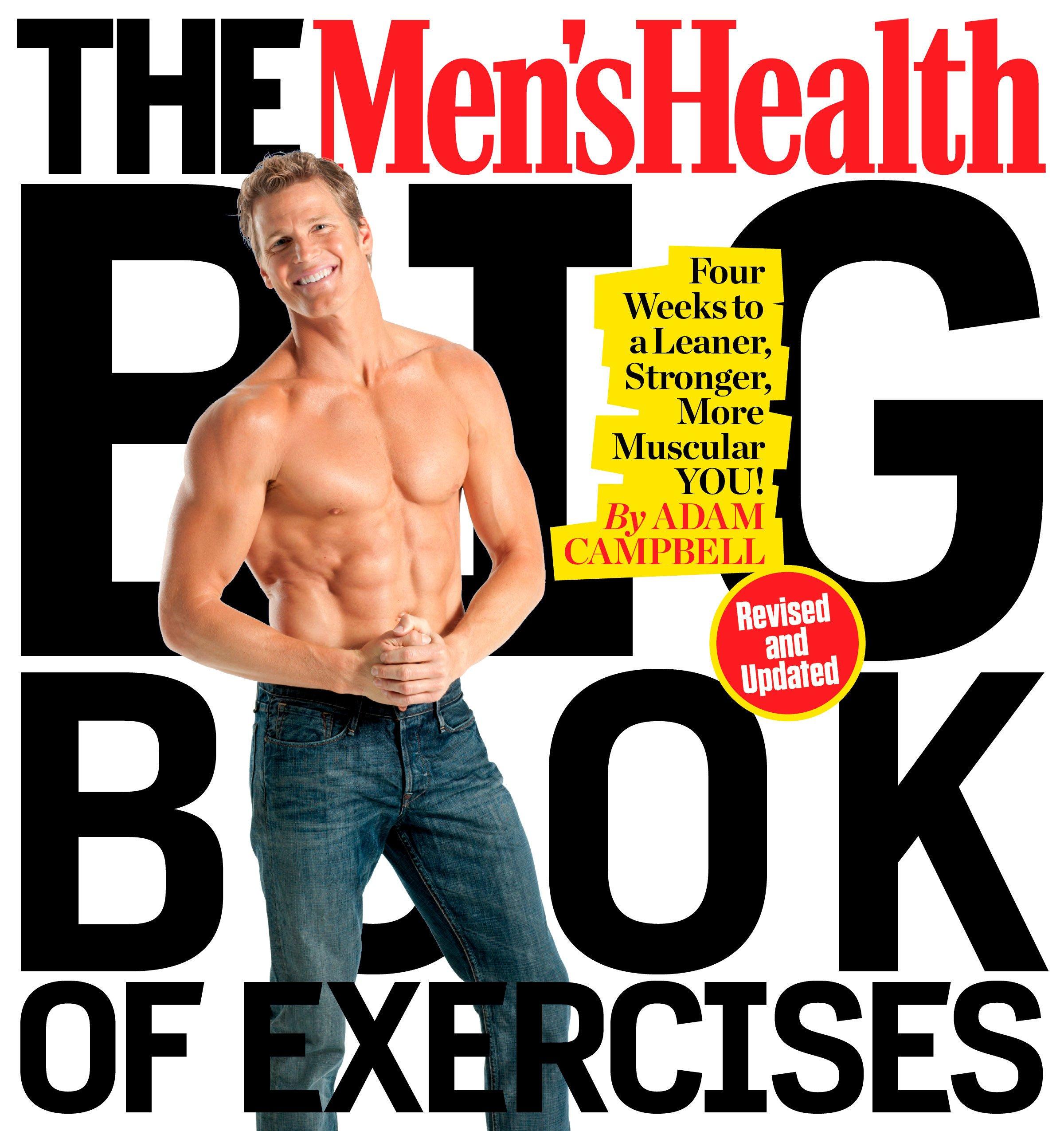 Mens Health Big Book Exercises product image
