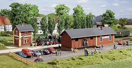 Auhagen Estación ferroviaria para modelismo ferroviario ...