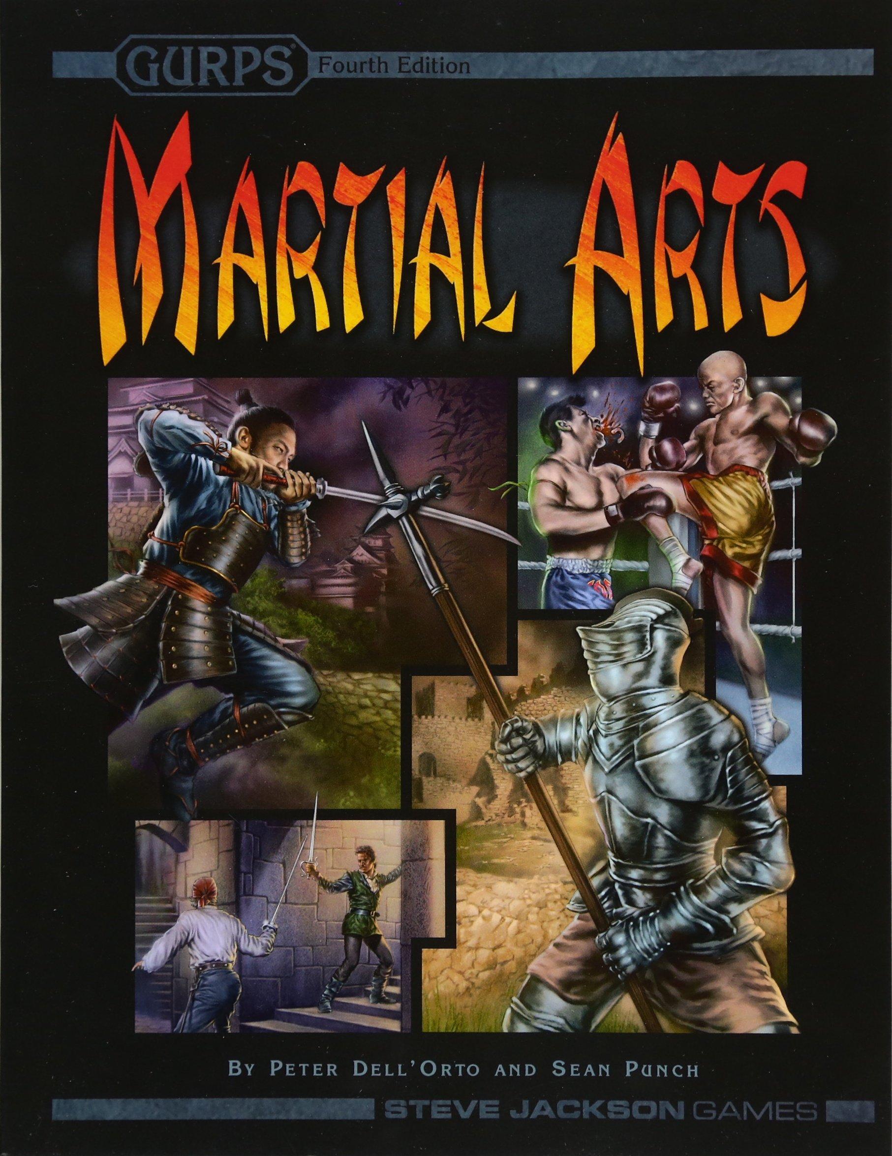 GURPS Martial Arts: Amazon.es: Peter DellOrto, Sean Punch ...