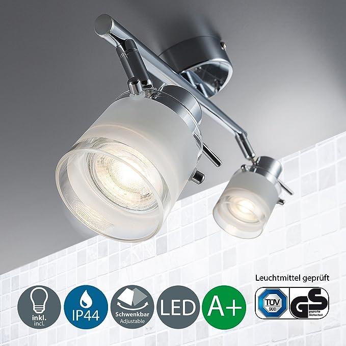13 opinioni per Faretti LED a soffitto orientabili I plafoniera moderna a soffitto per