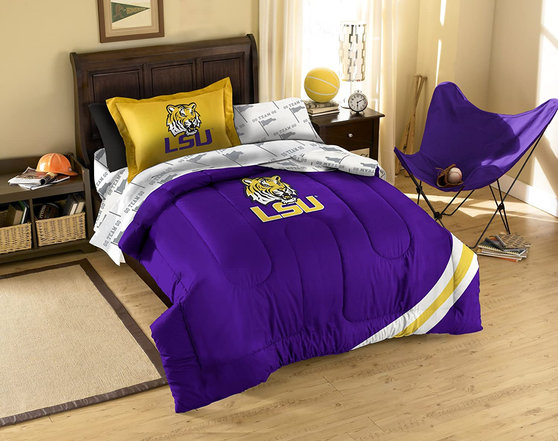 The Northwest Company NCAA Twin Bedding Set