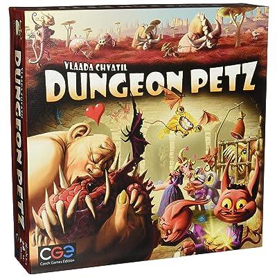 Czech Games Dungeon Petz: Toys & Games