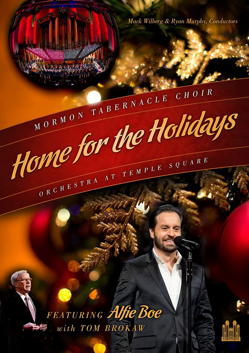 Amazon.com: Home for the Holidays: Mormon Tabernacle Choir and the ...