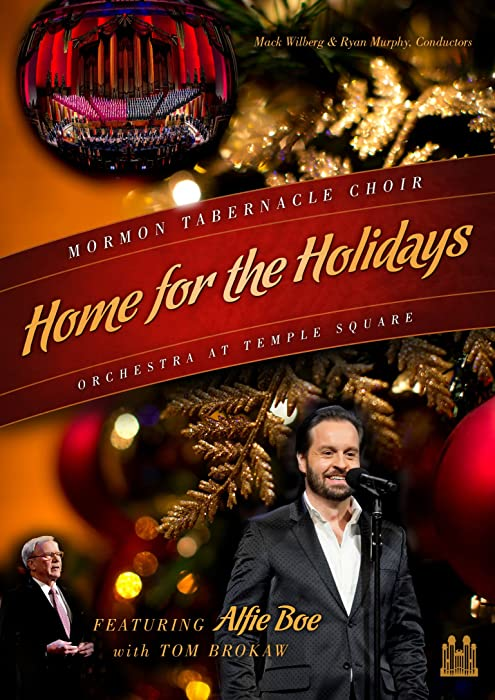 Top 5 Mormon Tabernacle Choir Home For The Holidays